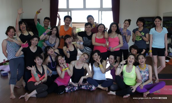 台南JYOGA樂活瑜珈-Angela'workshop