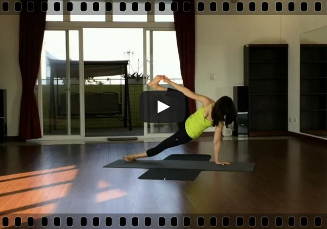 產後瑜珈postpartum yoga