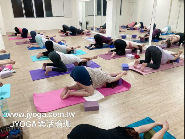 台南瑜珈-孕婦瑜珈-JYOGA