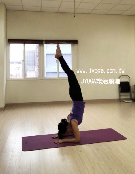 台南JYOGA樂活瑜珈-瑜珈教學-Pincha Mayurasana