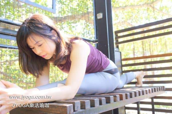 台南瑜珈-滾筒瑜伽舒筋瘦身全書
