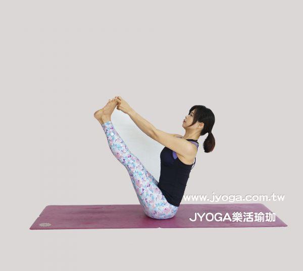 台南JYOGA樂活瑜珈-瑜珈教學-船式