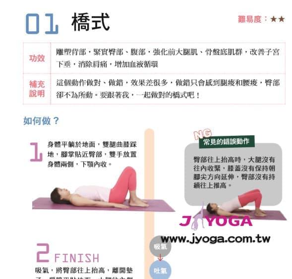 台南JYOGA樂活瑜珈-瑜珈教學-凱格爾運動