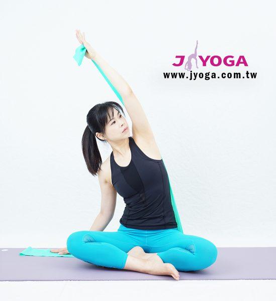 台南JYOGA樂活瑜珈-瑜珈教學-彼拉提斯-彈力帶