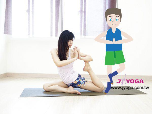 台南JYOGA樂活瑜珈-瑜珈教學-夫妻雙人瑜珈