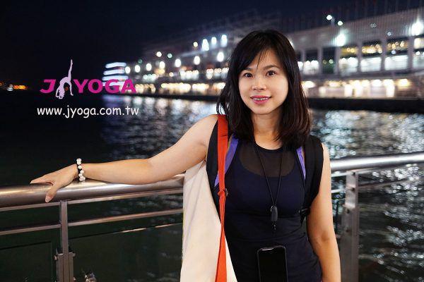 台南JYOGA樂活瑜珈-瑜珈教學-香港瑜伽大會Evolution Asia-AYC