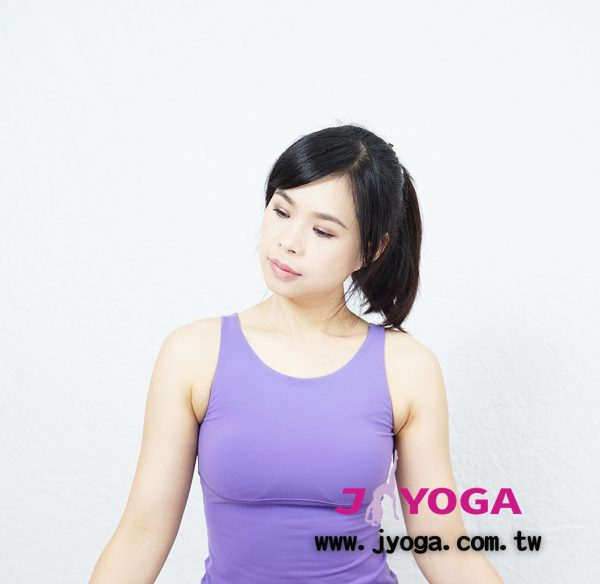 台南JYOGA樂活瑜珈-瑜珈教學-頸部伸展