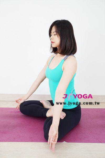 台南JYOGA樂活瑜珈-瑜珈教學-腹式呼吸