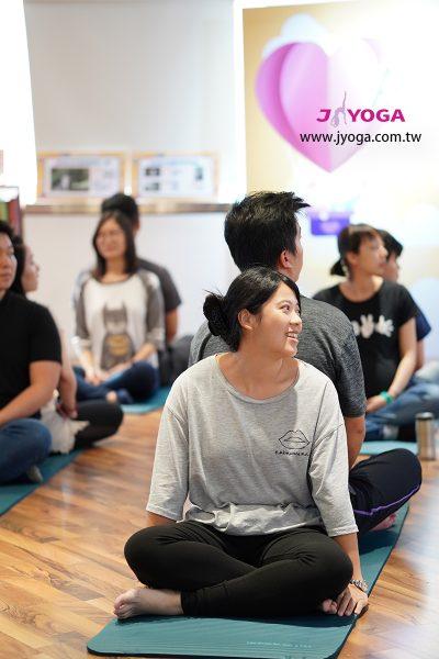 台南JYOGA樂活瑜珈-瑜珈教學-孕婦雙人瑜珈-美強生A+