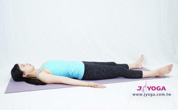 台南JYOGA樂活瑜珈-瑜珈教學-大休息式